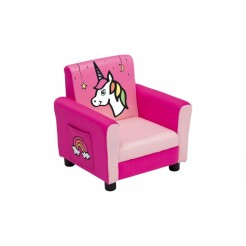 Rainbow Dreams UP83702RD Eenhoorn Kinder Fauteuil