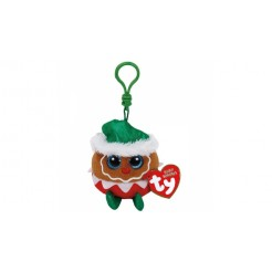 TY Boo's Clip Kerst Fruitcake