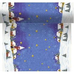 Duni 3-in-1 Snowscape Dunicel 40 x 480