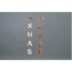 X-mas hanger Roxton L bruinwit