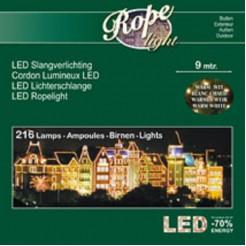 Slangverlichting 216 led lampen voor buiten 9 meter