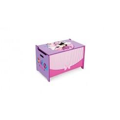 Disney Minnie Mouse TB84878MN Houten Speelgoed Opbergkist
