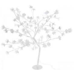 Bloemenboom met fiberverlichting 100cm
